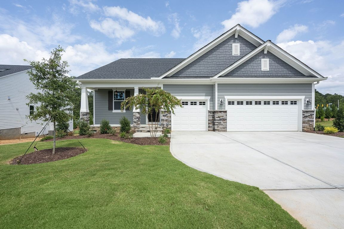 Ready To Build Home In Fairview Park Community