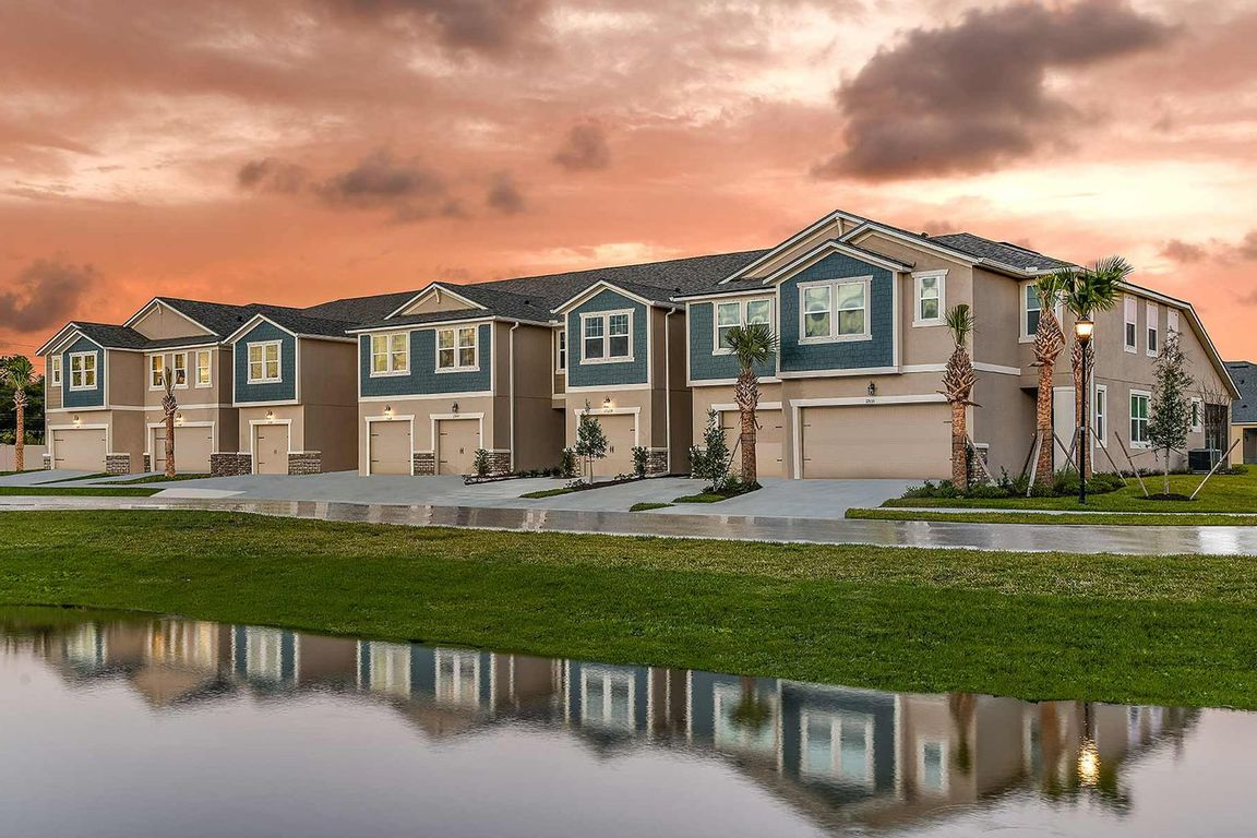 Ready To Build Home In Avea Pointe Community
