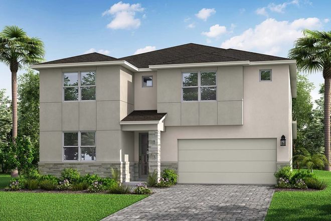 Ready To Build Home In Parkview at Long Lake Ranch Community