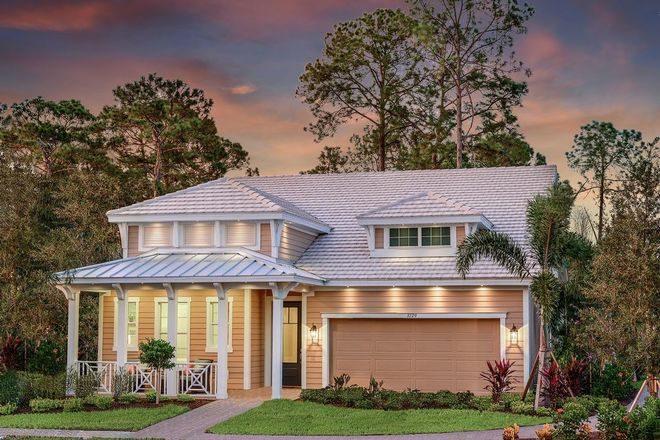 Ready To Build Home In Compass Landing Community