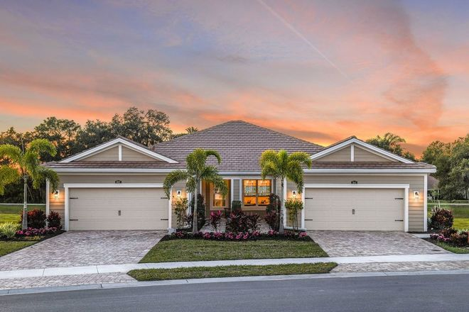 Move In Ready New Home In Sunrise Preserve at Palmer Ranch Community