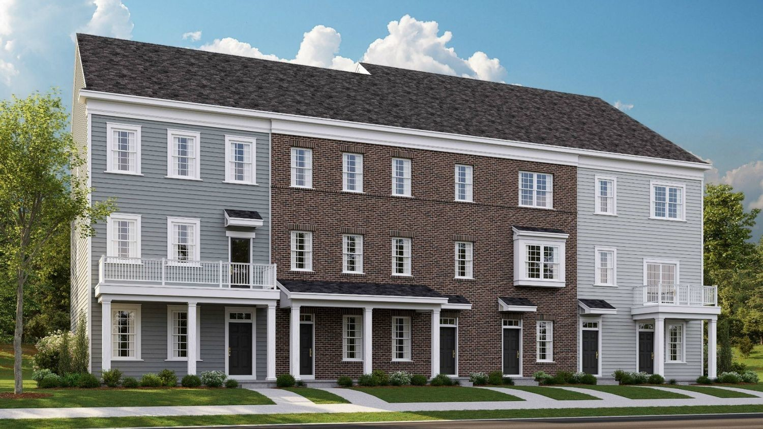 Move In Ready New Home In Waterside By Lennar - Waterside Traditional Towns Community