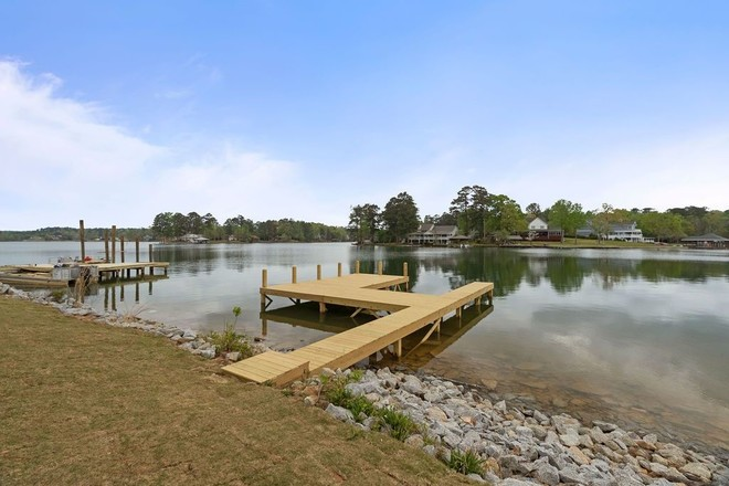 Ready To Build Home In The Point at Lake Martin Community