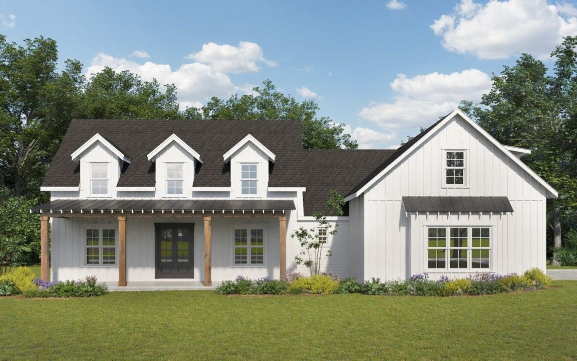 Ready To Build Home In Peartree Farms Community