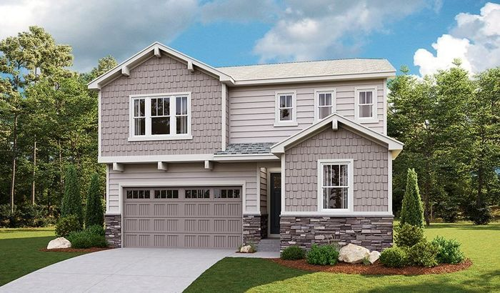 Ready To Build Home In Colliers Hill Community