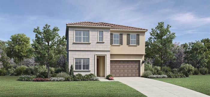 Ready To Build Home In Sierra at Plum Canyon Community
