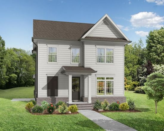 Ready To Build Home In Ellington Community