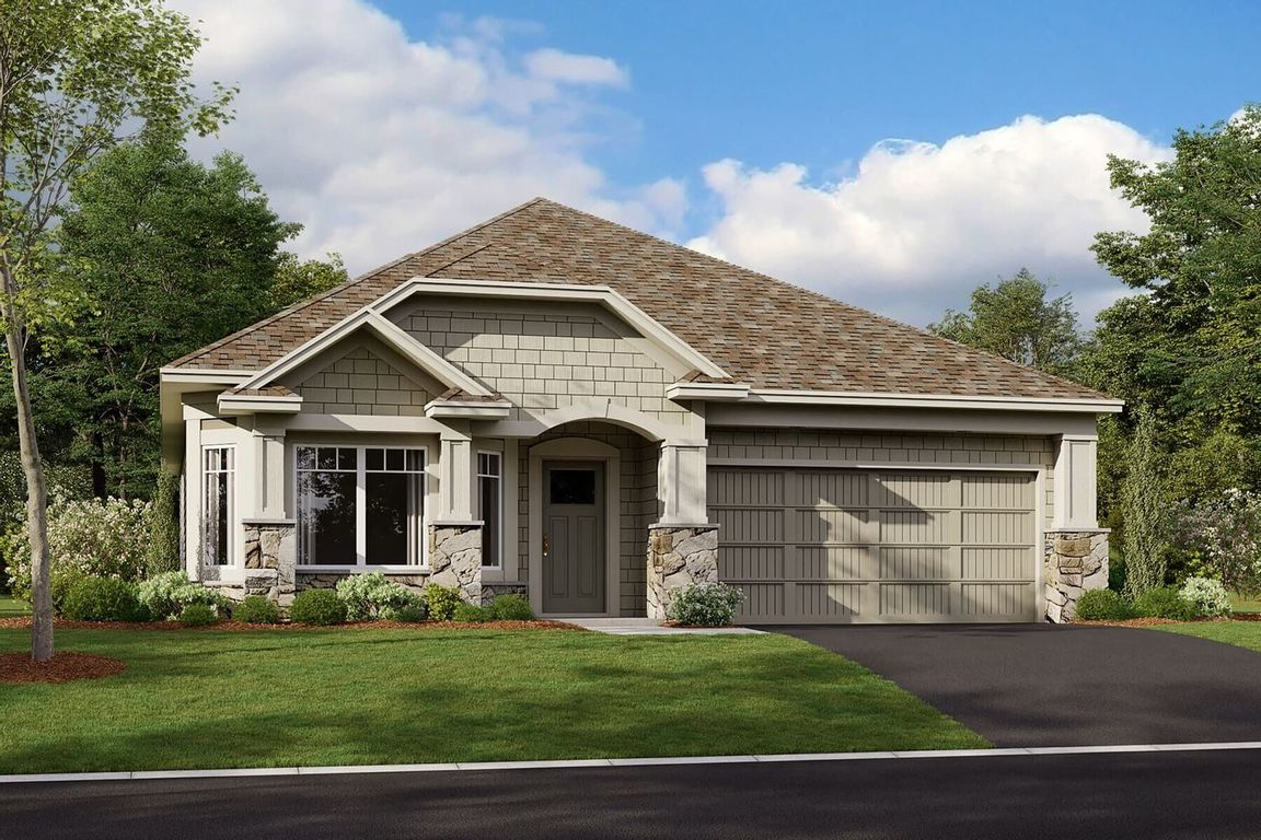 Move In Ready New Home In Haven Ridge Community