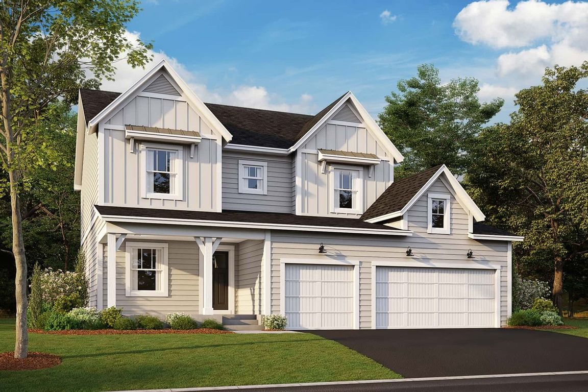 Move In Ready New Home In Island View Estates Community