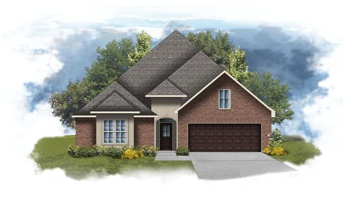 Ready To Build Home In The Settlement at Live Oak Community