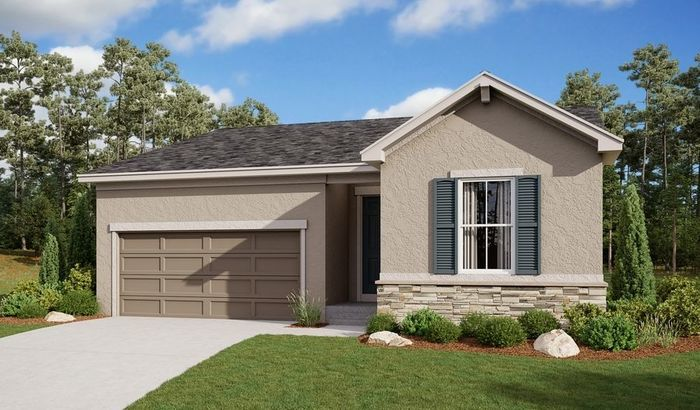 Ready To Build Home In Seasons at Crestview Hills Community