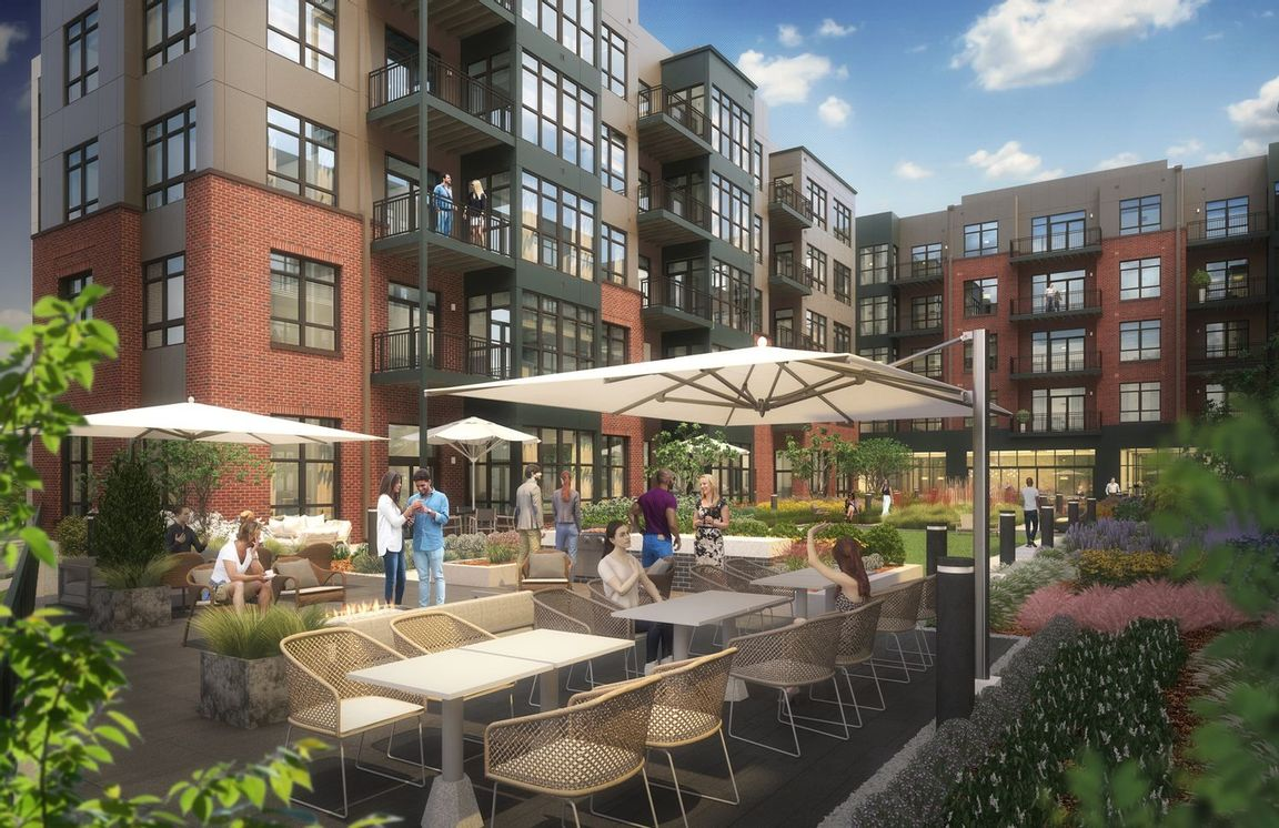 Move In Ready New Home In The Bexley Condominiums Community