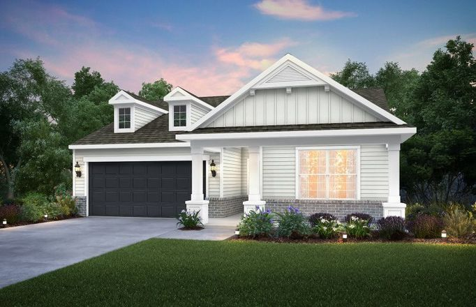 Ready To Build Home In Woods at Grey Oaks Community