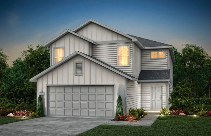 Ready To Build Home In Kingfield Community