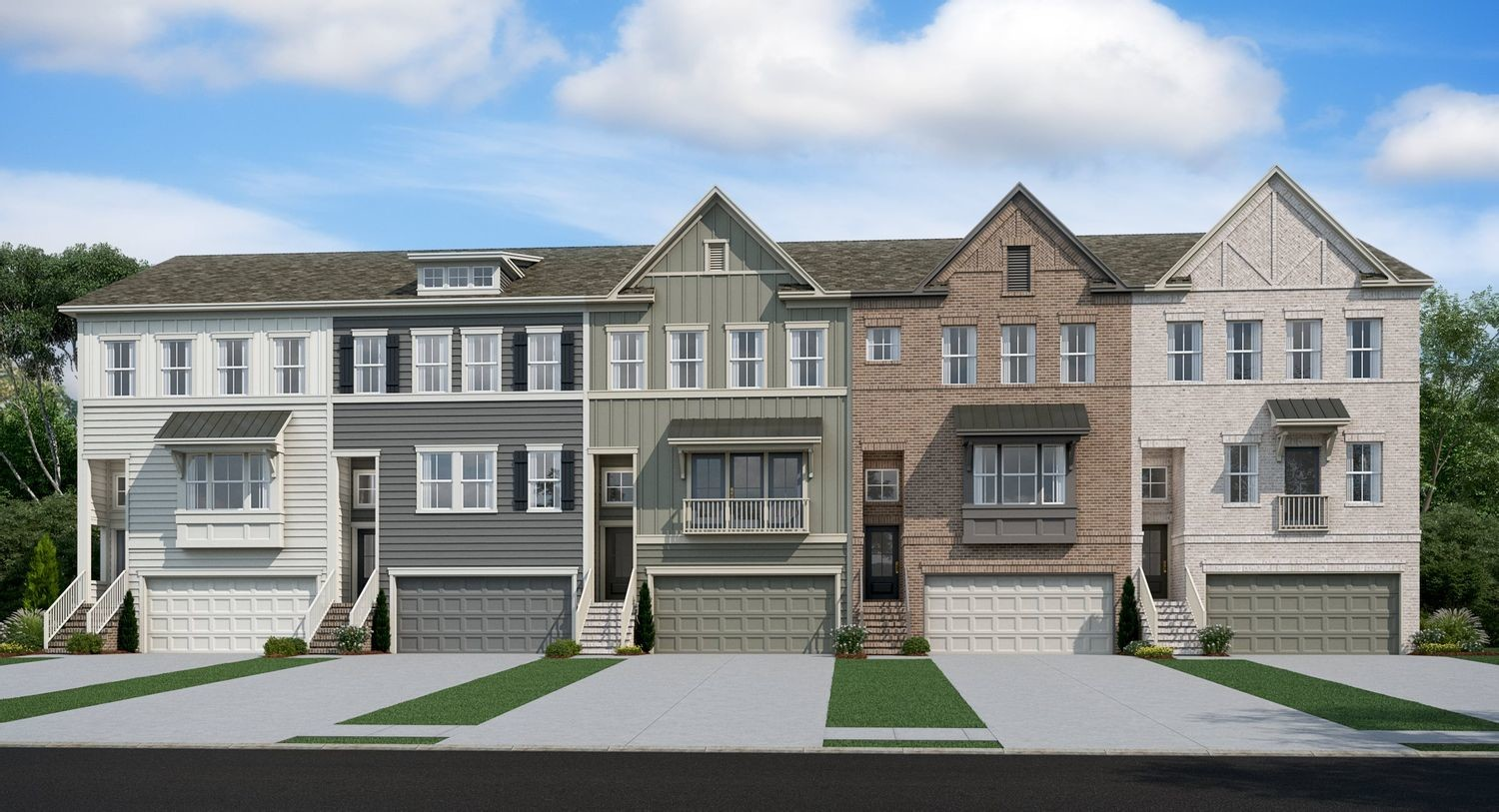Ready To Build Home In Cumberland Station Community