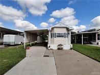 Updated 1-Bedroom Mobile Home In Palmview South