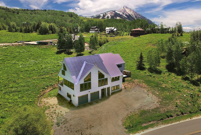 5-Bedroom House In Mount Crested Butte