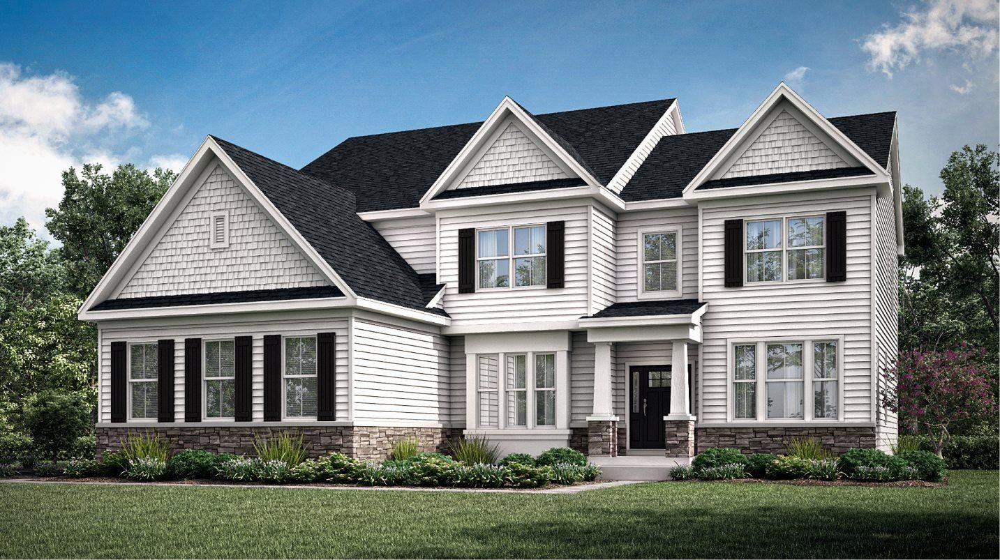 Ready To Build Home In Magnolia Reserve Community
