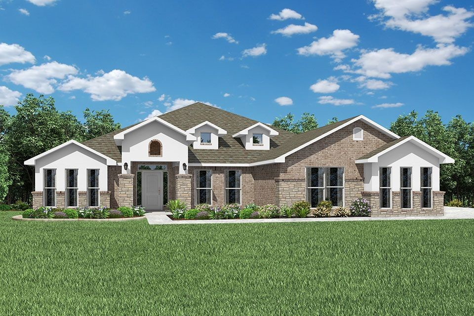Ready To Build Home In The Pines at Orchard Park Community