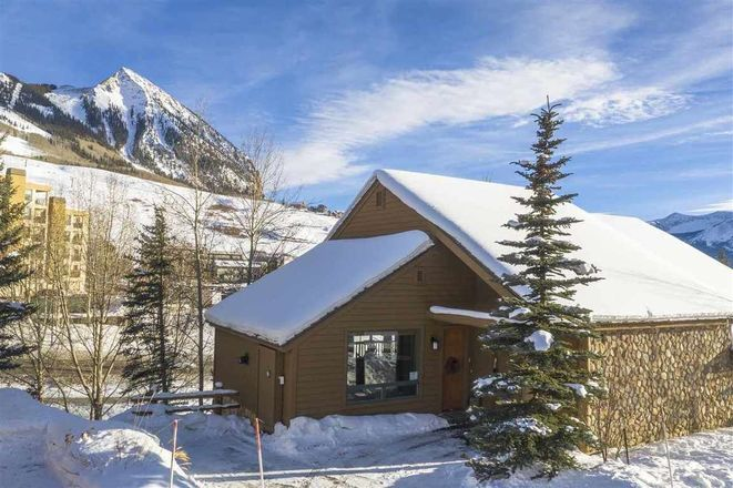 Updated 3-Bedroom House In Villas At Mount Crested Butte