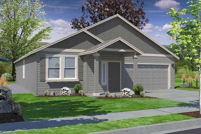 Ready To Build Home In Woodland Ridge Community