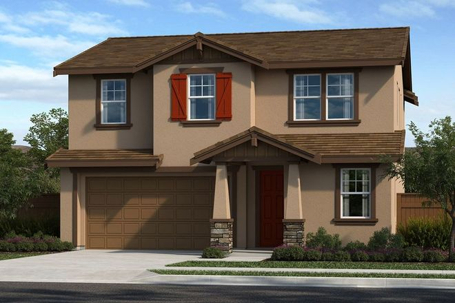 Ready To Build Home In Roberts Ranch Community