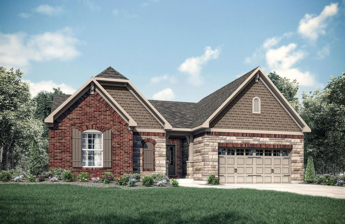 Ready To Build Home In Triple Crown - Saratoga Springs Community