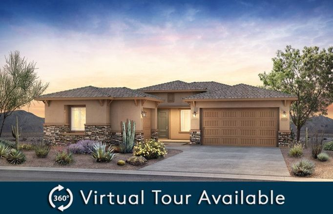 Ready To Build Home In Altitude at Northpointe Community