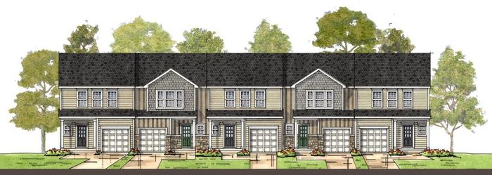 Move In Ready New Home In Patriot Village Community