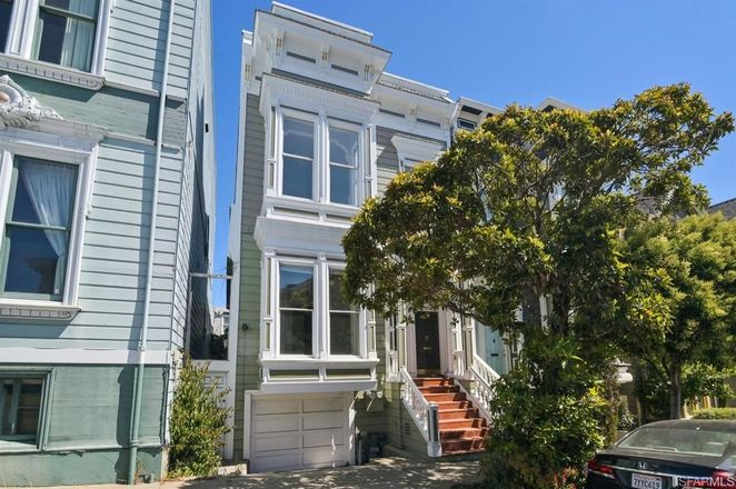 1-Bedroom House In Lower Pacific Heights