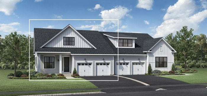 Move In Ready New Home In Enclave at Boxborough Community