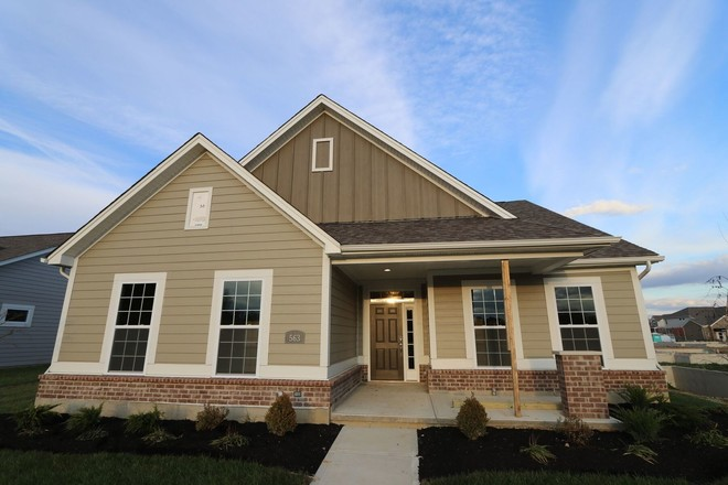 Move In Ready New Home In Bellasera Community