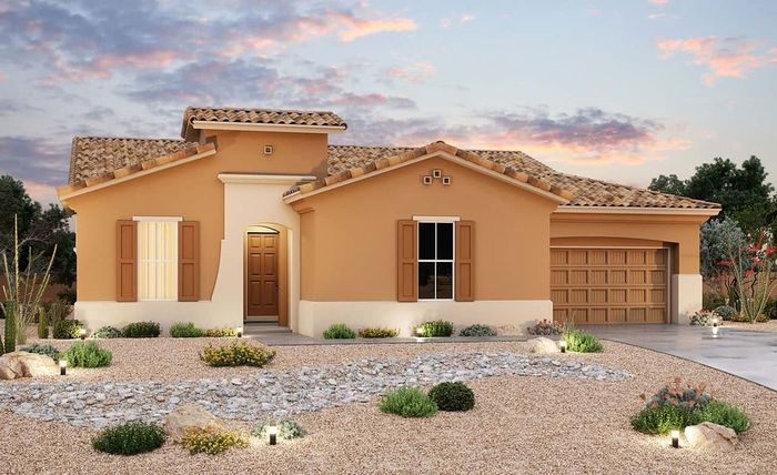 Ready To Build Home In Peralta Canyon - Palazzo Community