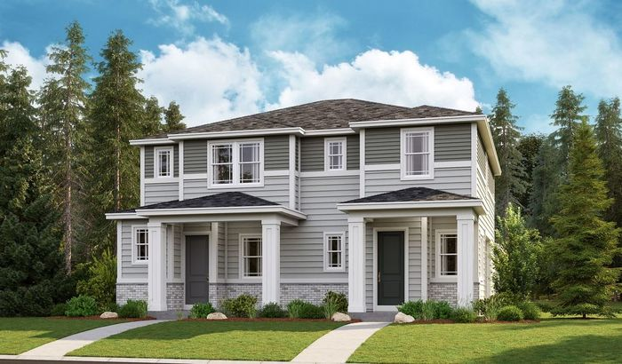Ready To Build Home In Reed's Crossing Community