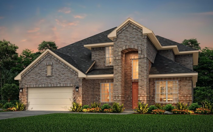 Ready To Build Home In Polo Ranch Community
