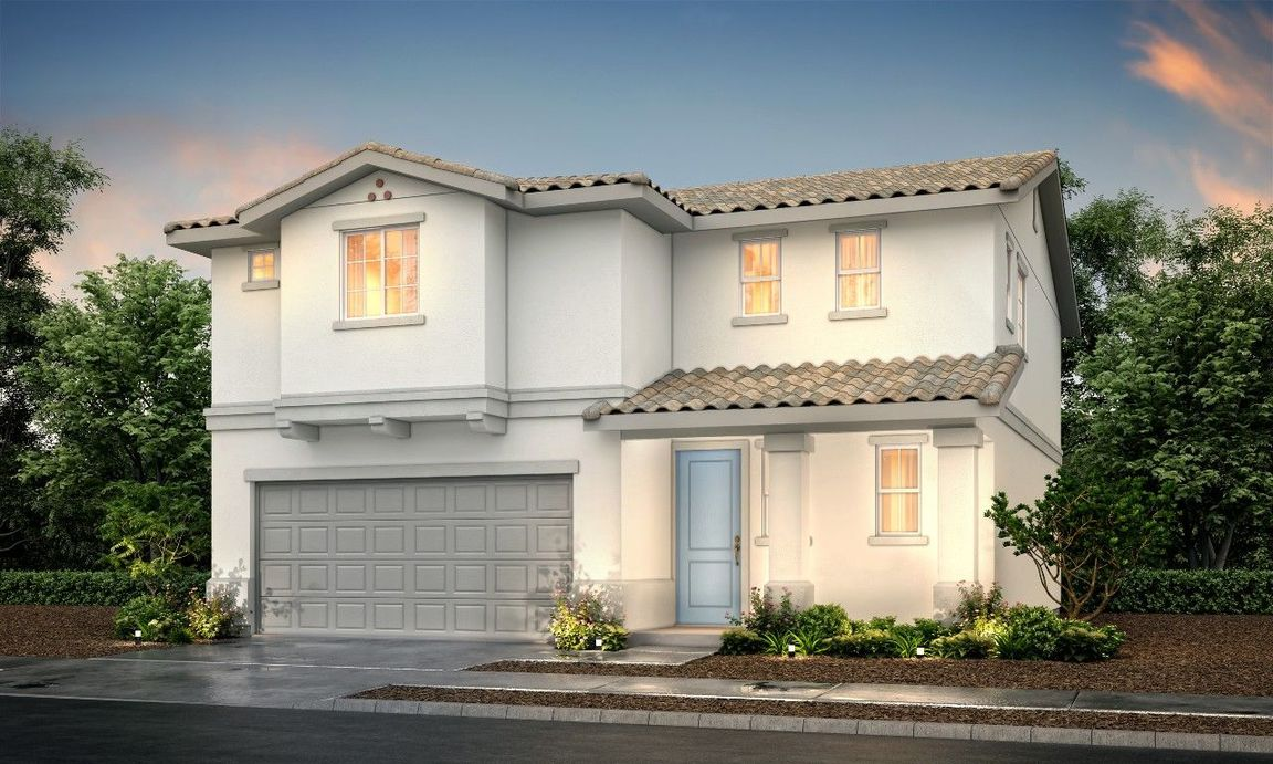 Ready To Build Home In Mesa Verde Community