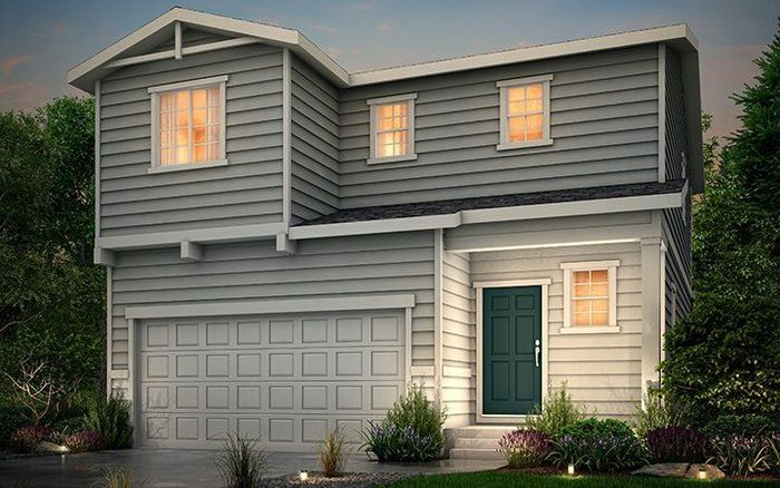 Ready To Build Home In The Vistas at Chaparral Community