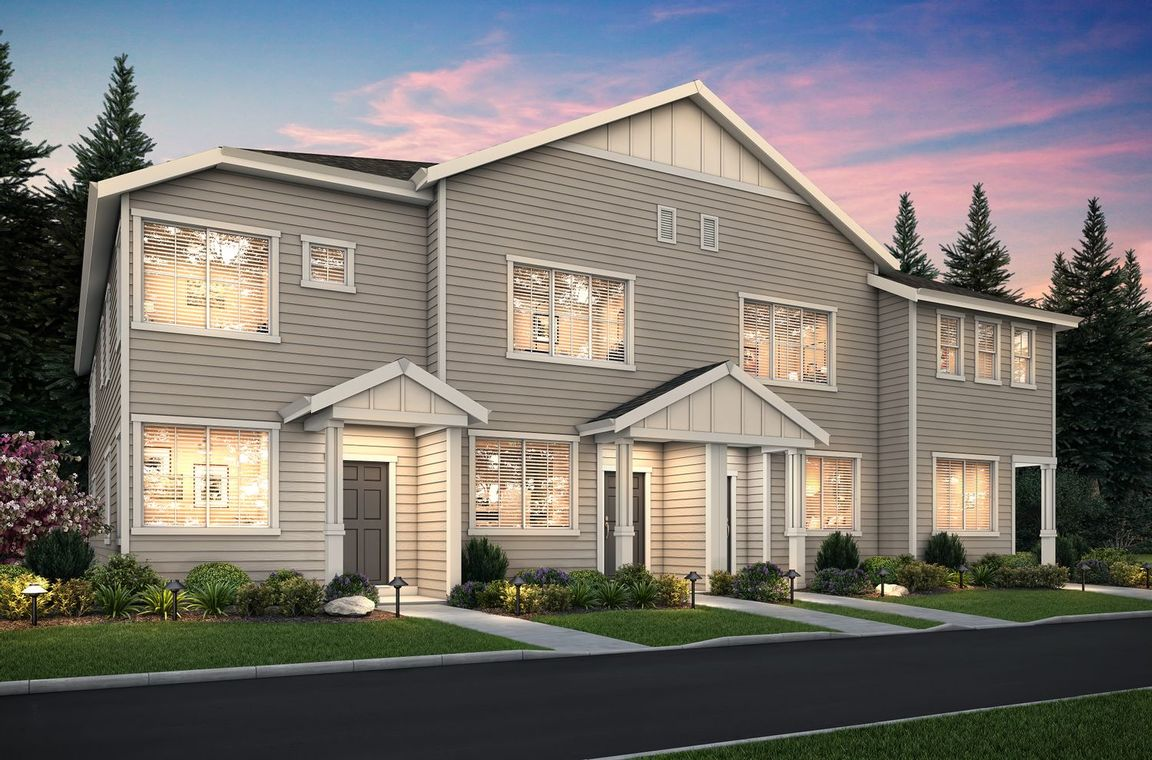 Ready To Build Home In Harts Crossing Community