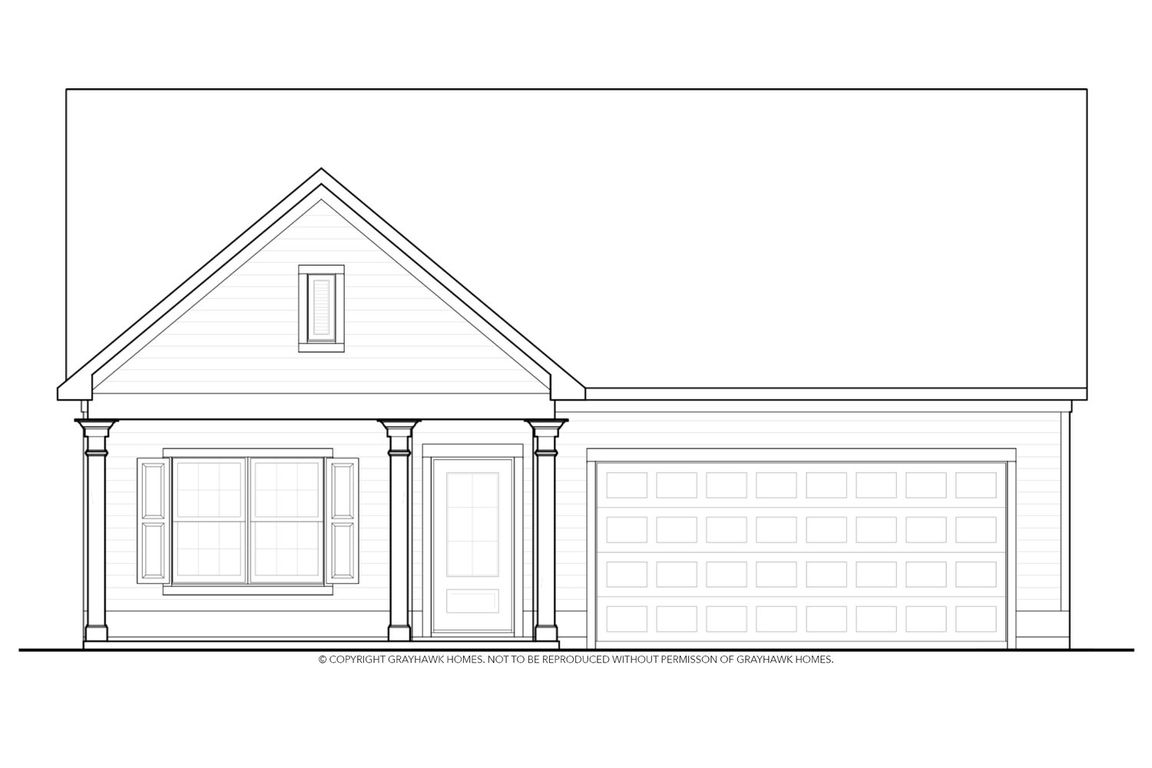 Ready To Build Home In Smiths Walk Community
