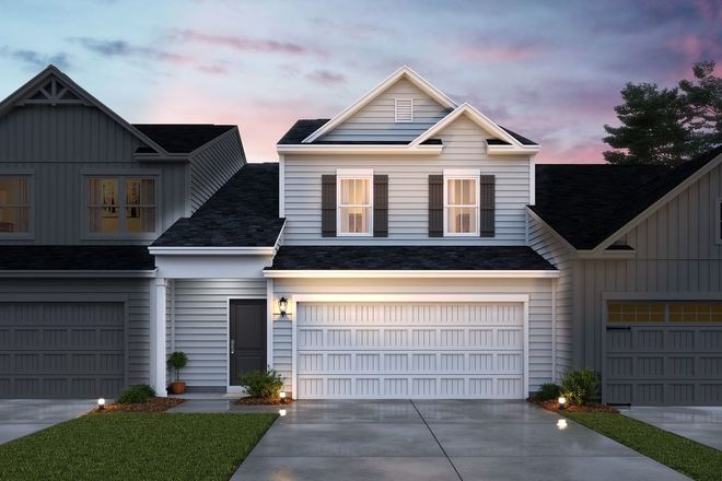 Ready To Build Home In The Summit at Forest Lakes Community