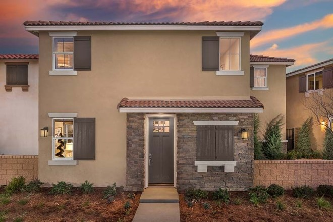 Ready To Build Home In Pacific Avenue Community