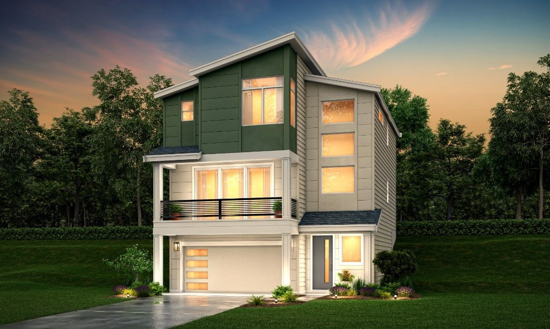 Ready To Build Home In Creekside Meadows Community