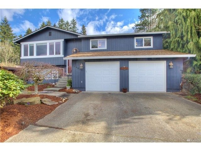 Remodeled 5-Bedroom House In Woodinville Heights