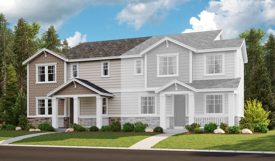 Ready To Build Home In Frog Pond Community