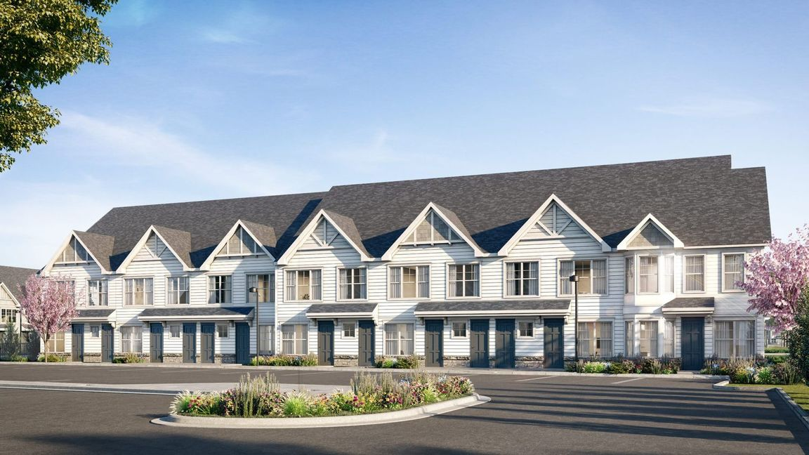 Ready To Build Home In Meadowbrook Pointe East Meadow Community