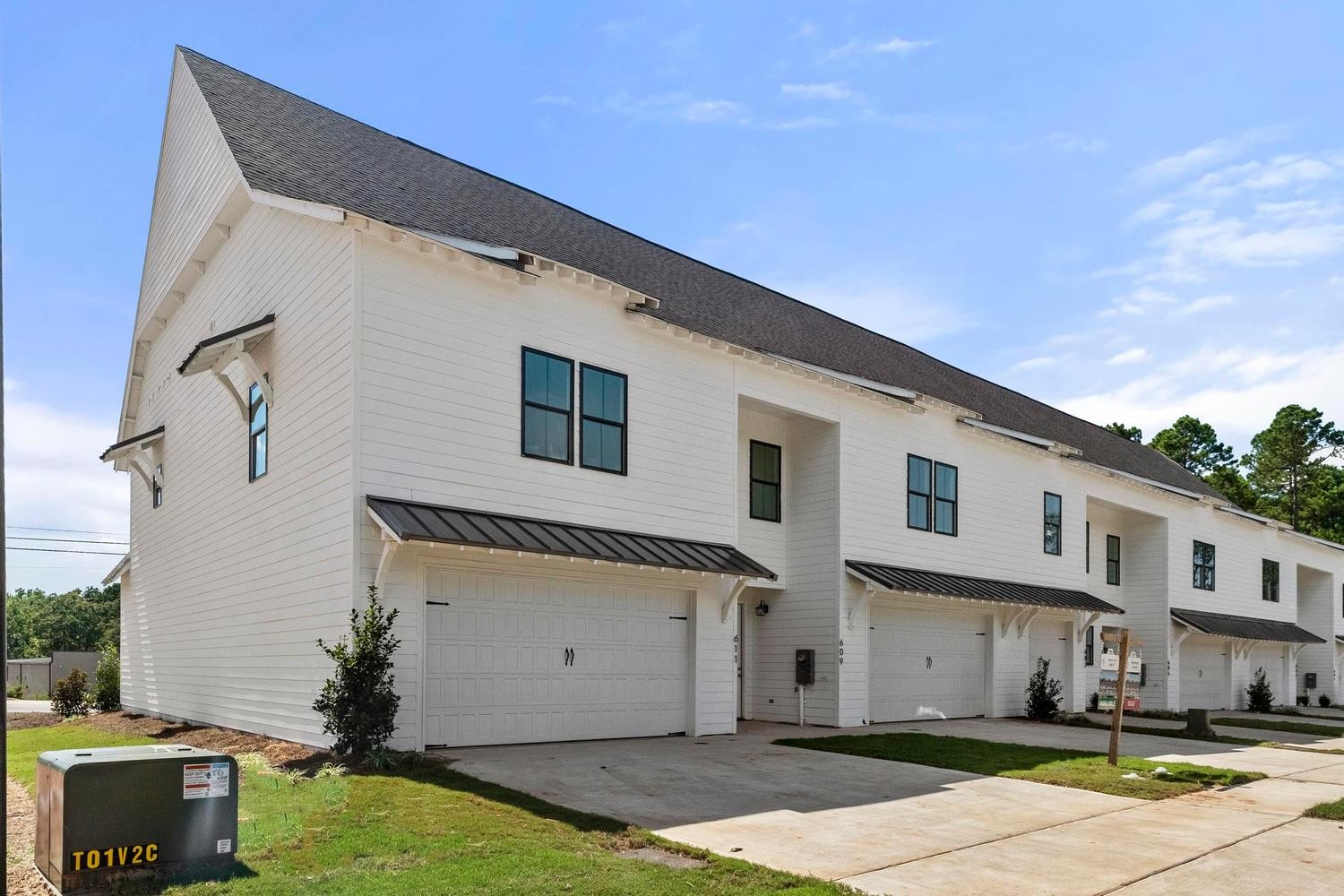 Move In Ready New Home In Owens Crossing Community