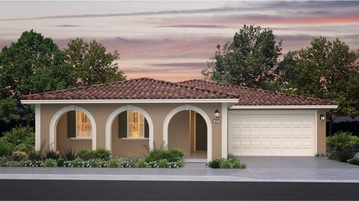 Ready To Build Home In Sierra Bella - Toccata Community