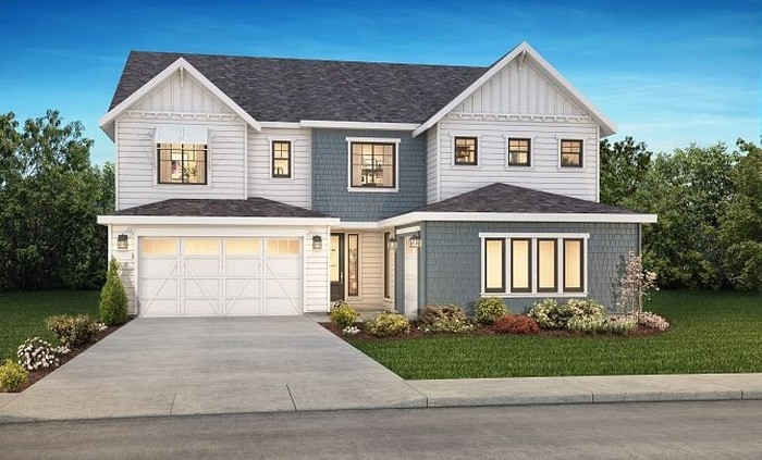 Ready To Build Home In Trails Edge at Solstice Community