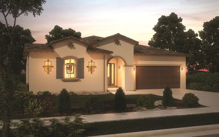 Ready To Build Home In Harvest Portfolio at Solterra Community