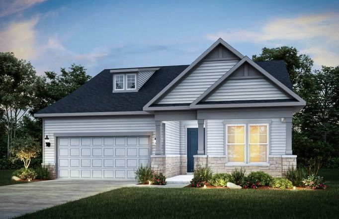Ready To Build Home In Kimblewick by Del Webb Community